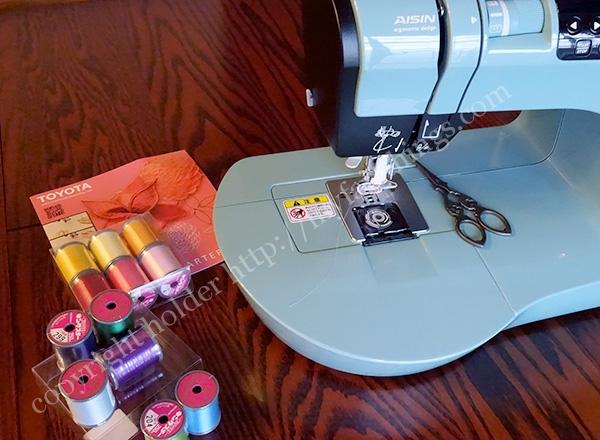 ミシンで文字縫い・刺繍ができる「OEKAKI 50」