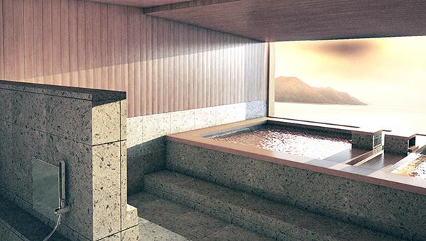 gantuの大浴場