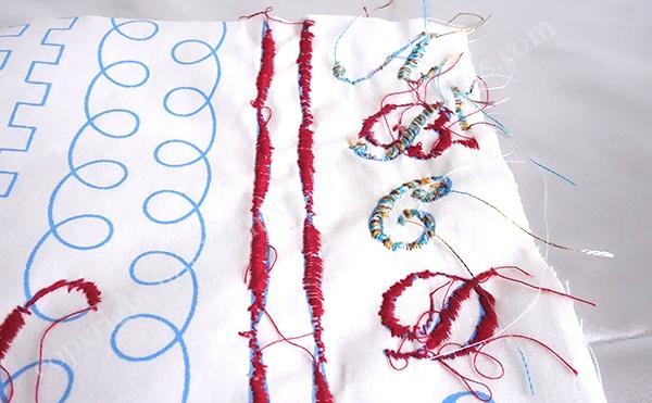 刺繍練習用キット