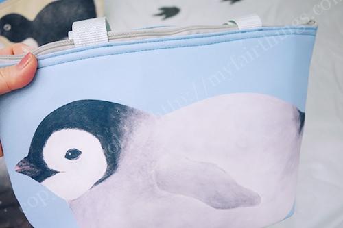 ペンギン保冷バッグ