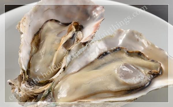 亜鉛が多い食品・牡蠣