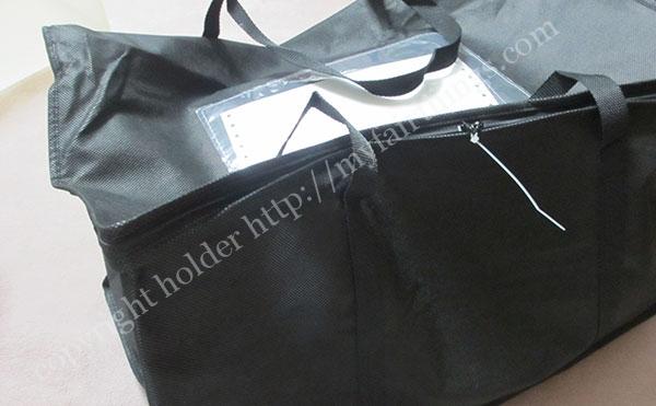 大きな宅配クリーニング用の集荷袋