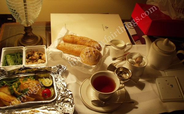 ミュロのお惣菜とダロワイヨのパン