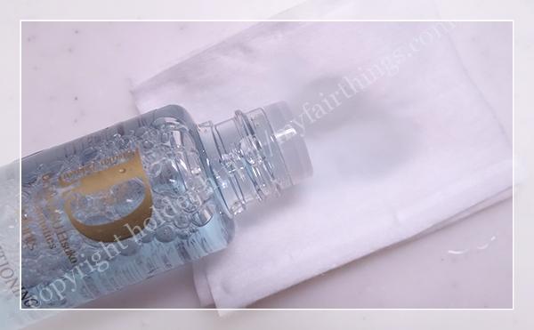拭き取り用化粧水・セルコンディショニングローション