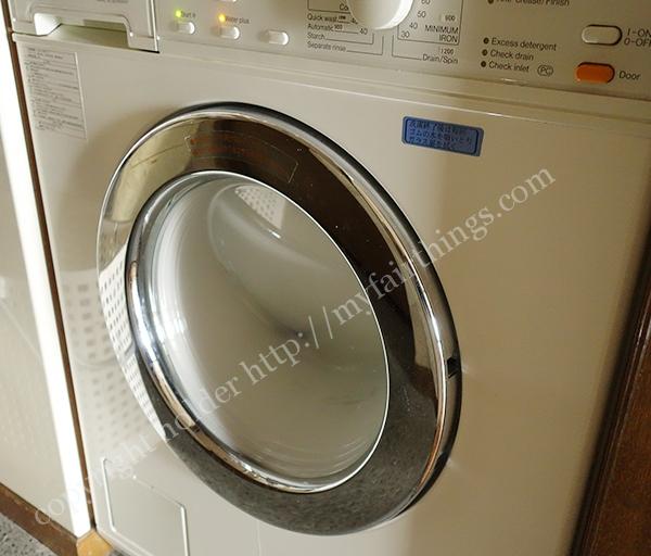 mieleミーレ洗濯機