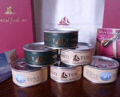 モンマルシェの王道ツナ缶3種セット