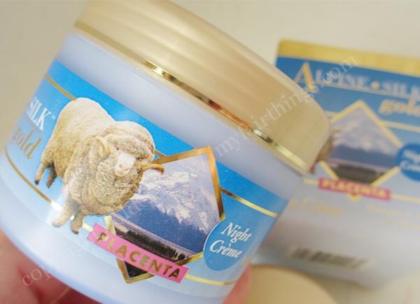 プラセンタクリーム