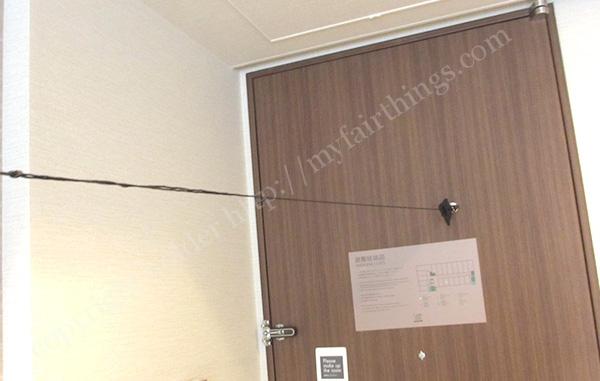 部屋干しロープ